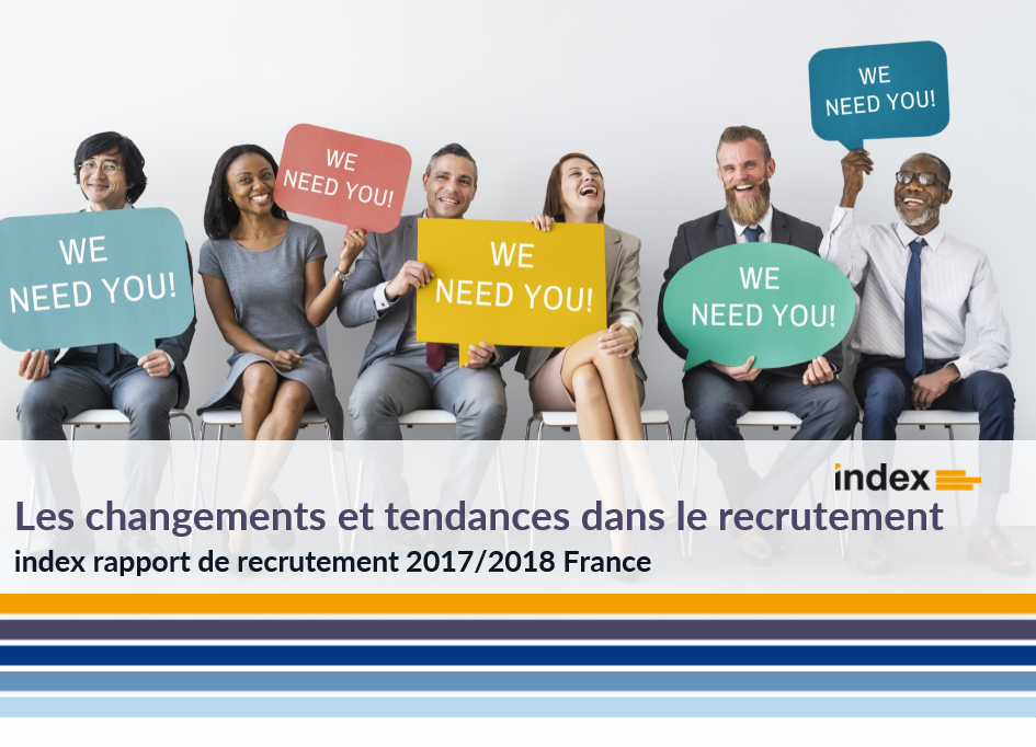rapport de recrutement index